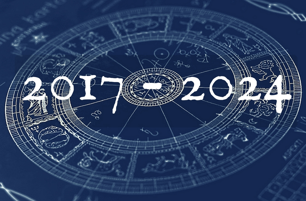 Astrological Cycles and the Collective: 2017 –2024
