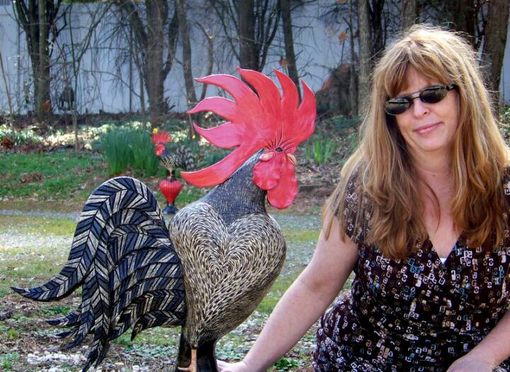 tammy-leigh-and-a-rooster