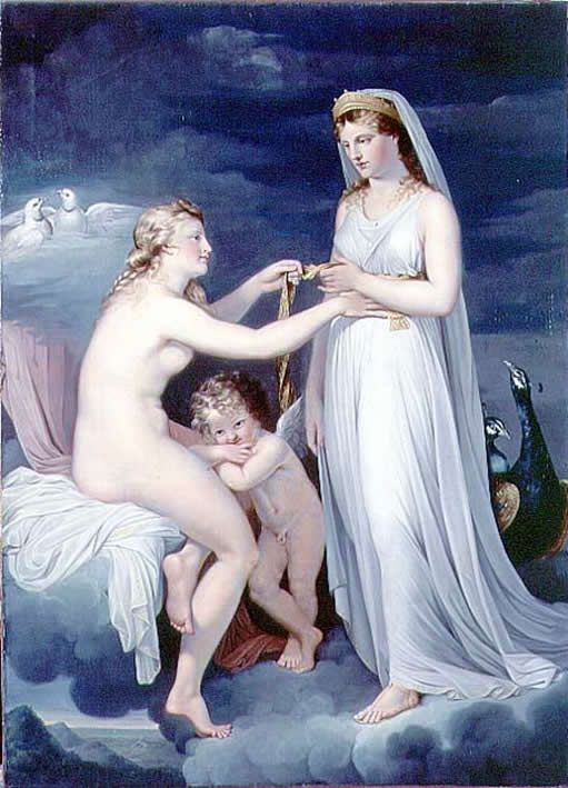 Venus Trine Juno, beautiful brides and weddings